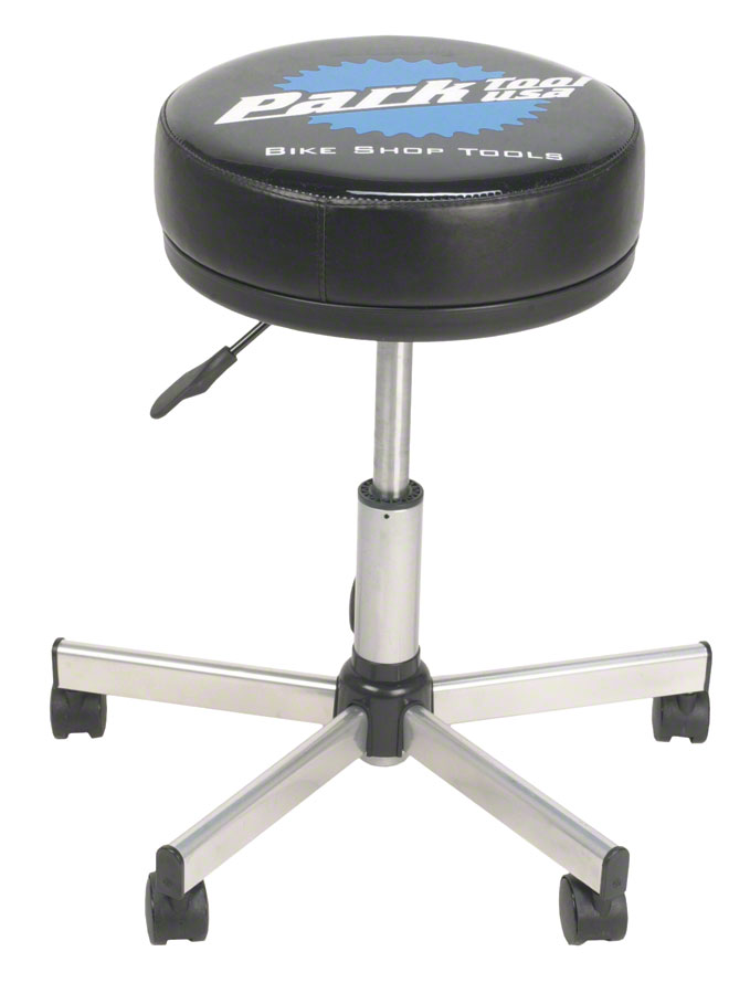 Park STL-2 Rolling Shop Stool; adjust from 17-1/2 to 22-1/2-inches
