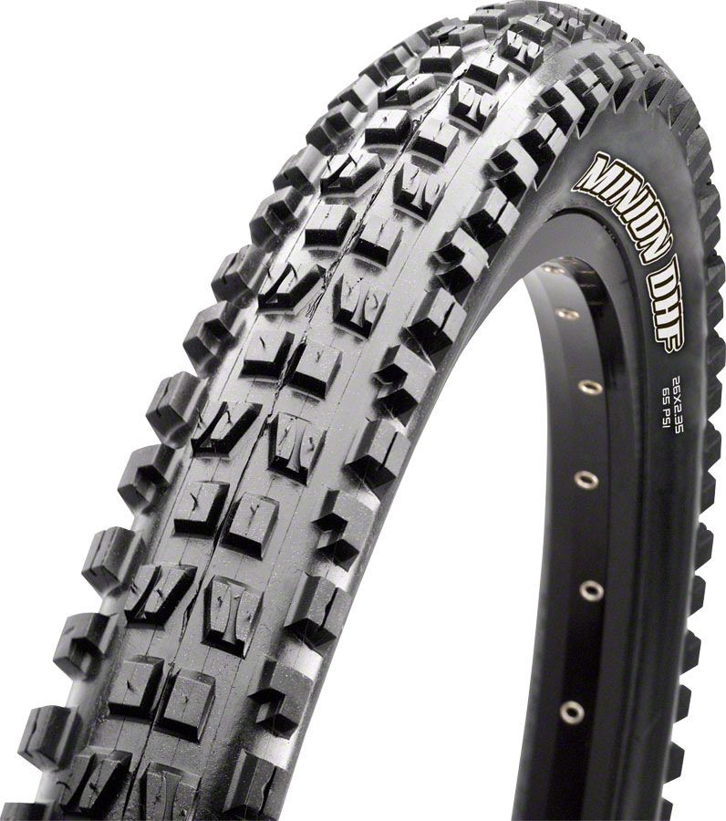 Maxxis Minion DHF 26x2.5 in. 3C Triple Compound Wire