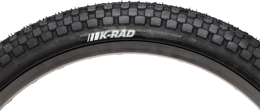 Kenda K-Rad 26x2.3 in. Black/Black Steel