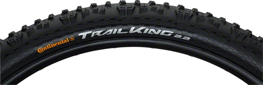 b3d51426b6f Continental Trail King Tire - 26 x 2.4, Clincher, Steel, Black ...