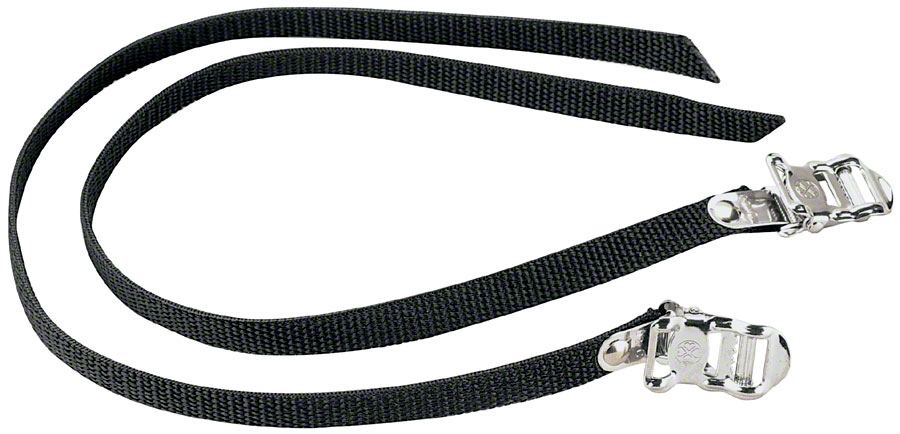 Dimension Basic Black Nylon Toe Strap, 12 x 450mm