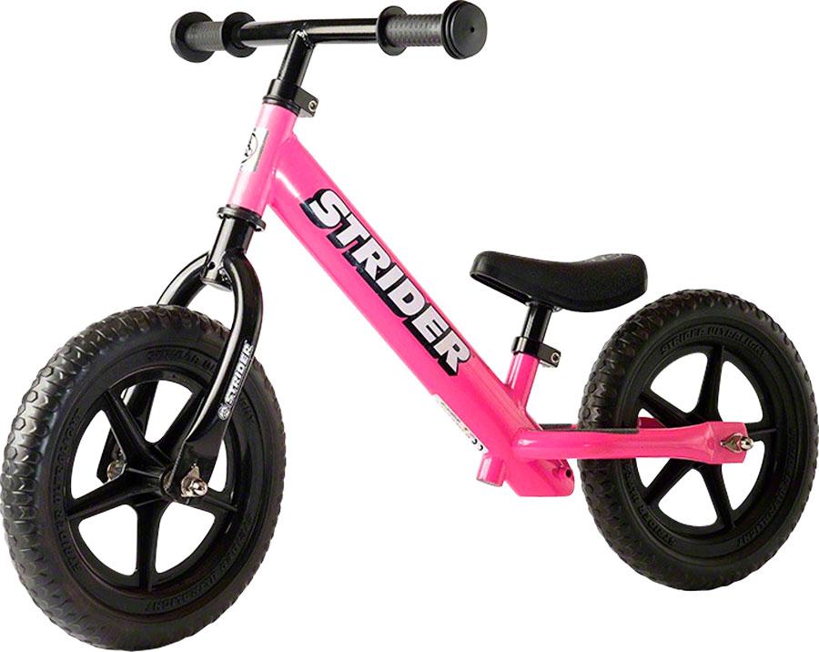 Strider 12 Classic Balance Bike Pink