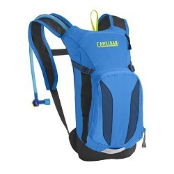 CamelBak Mini M.U.L.E. 50oz Electric Blue/Poseidon