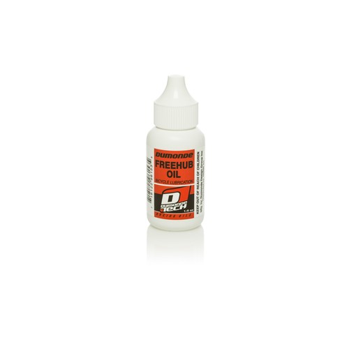 Dumonde Tech. Freehub Body Oil 1oz Drip